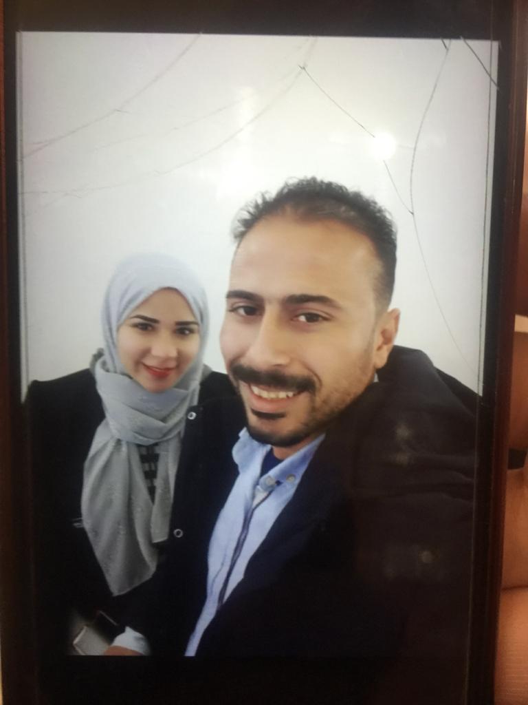 شهيد الشهامة وزوجته (2)