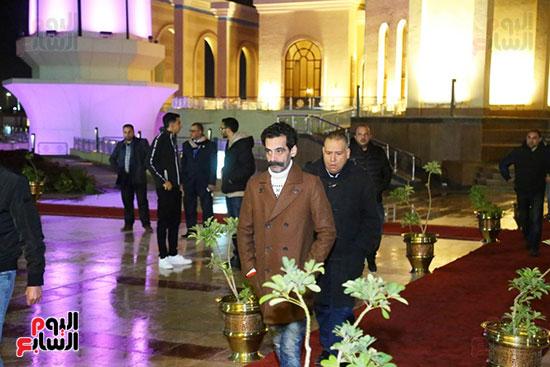 عزاء ابن مايا مرسى  (33)
