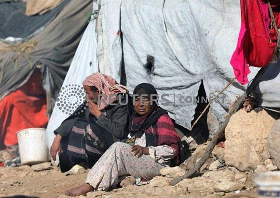 مخيم-النازحين-فى-صنعاء