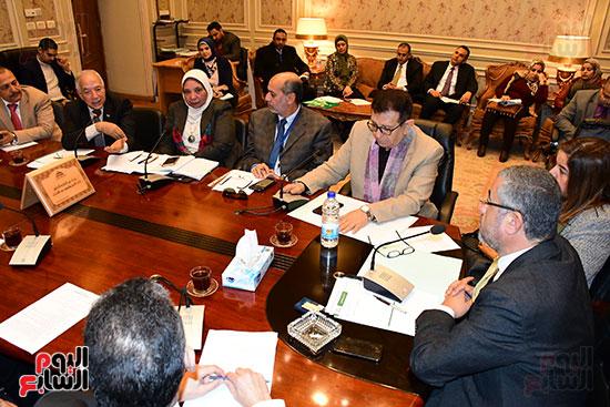 لجنة الإسكان بمجلس النواب (6)