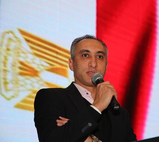 تكرم منتخب مصر للكاراتيه (8)