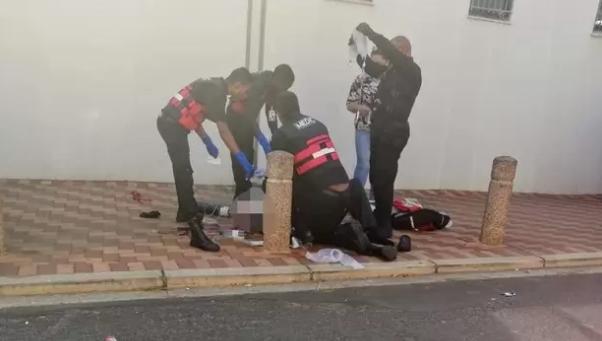 بعد الحادث