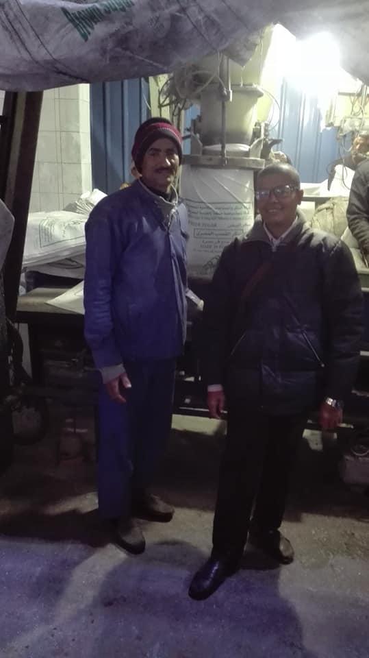 شاهد عصير القصب في مصنع سكر أرمنت وإنتاج كميات السكر في الموسم الجديد (4)