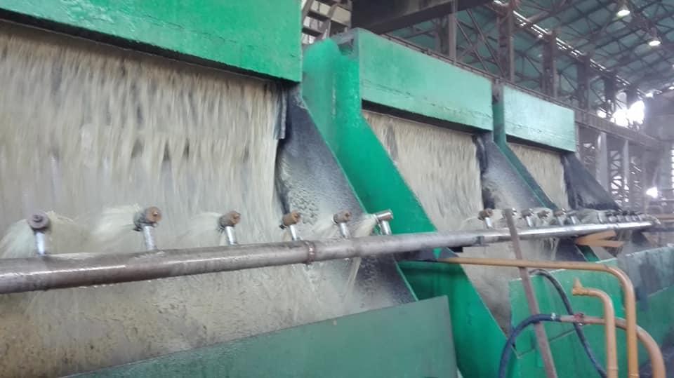شاهد عصير القصب في مصنع سكر أرمنت وإنتاج كميات السكر في الموسم الجديد (8)