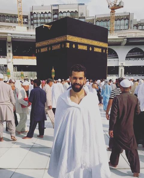 عبد الله السعيد بزي الاحرام