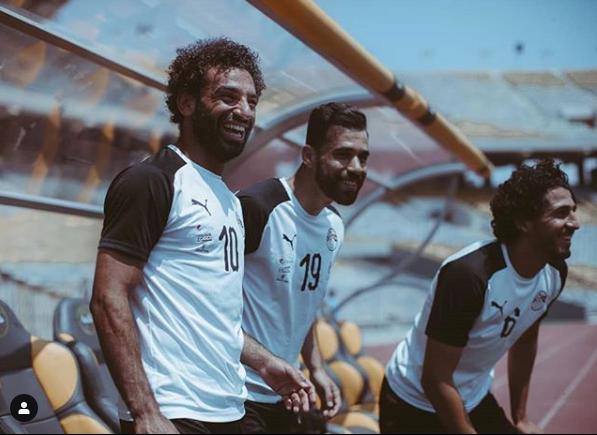 عبد الله السعيد مع المنتخب