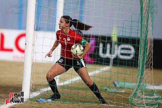 هدف منتخب مصر الاول