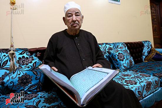 الشيخ محمد الطبلاوى نقيب القراء