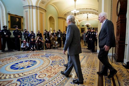مجلس الشيوخ الأمريكى ييبدأ جلسات عزل ترامب