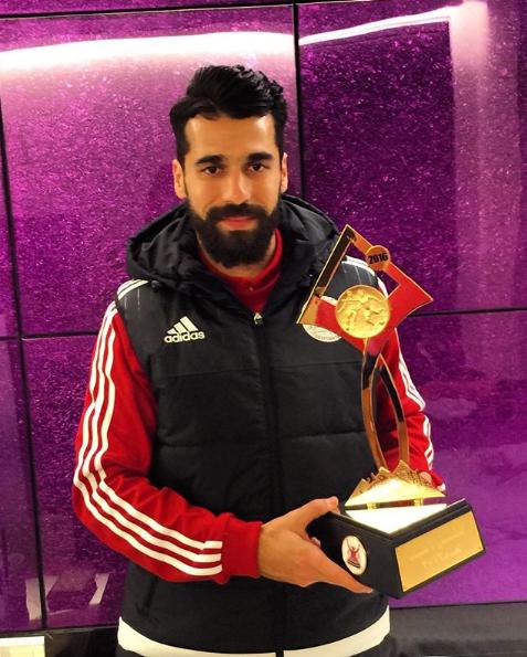 عبد الله السعيد وجائزة الأفضل