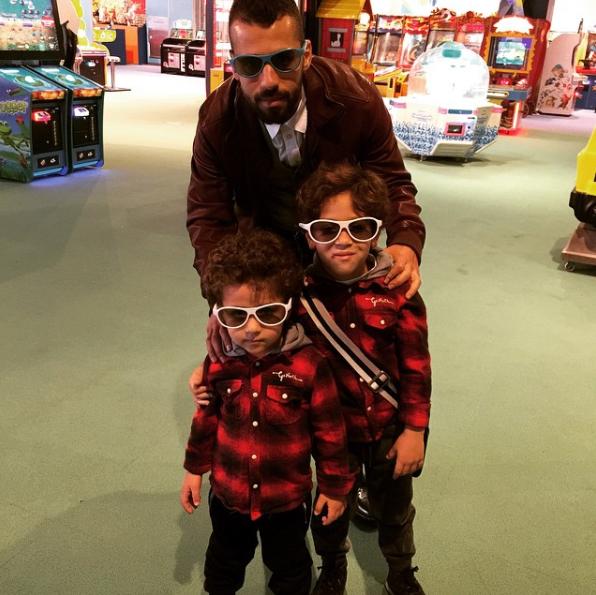 عبد الله السعيد وأولاده