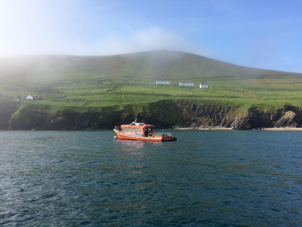 جزيرة غير آهلة بالسكان في إيرلندا
