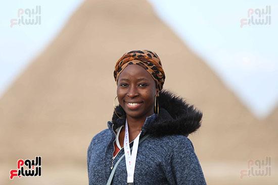 البرنامج الرئاسى لتأهيل الشباب الإفريقى (20)