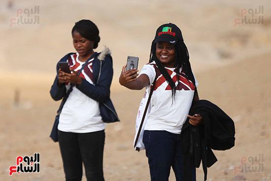 البرنامج الرئاسى لتأهيل الشباب الإفريقى (7)