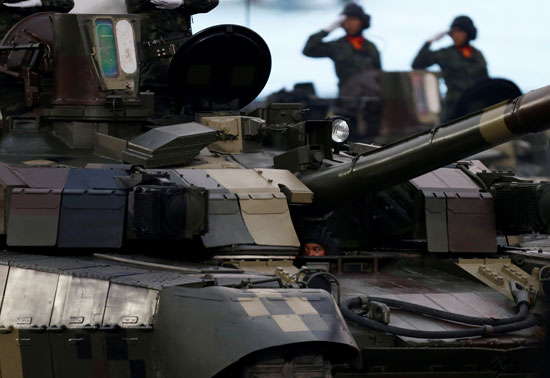 الدبابات