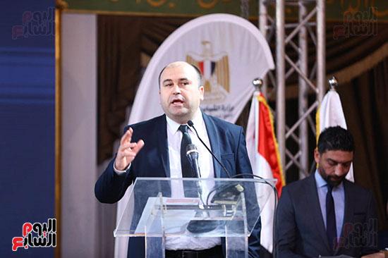 حفل قرعة البطولة العربية (3)