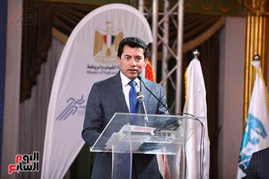 حفل قرعة البطولة العربية (5)
