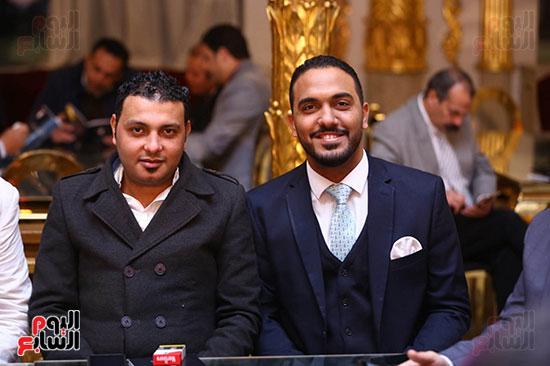 حفل قرعة البطولة العربية (28)
