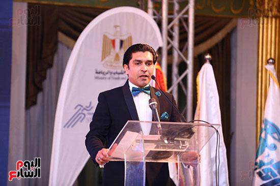 حفل قرعة البطولة العربية (17)