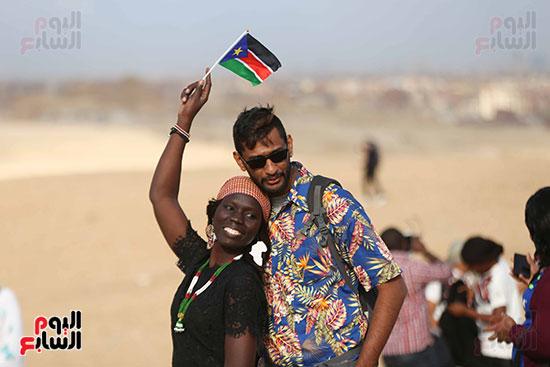 البرنامج الرئاسى لتأهيل الشباب الإفريقى (18)