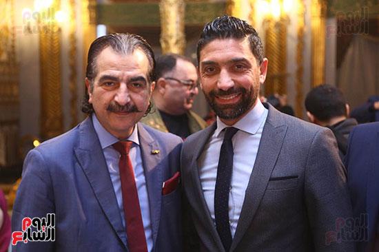حفل قرعة البطولة العربية (45)