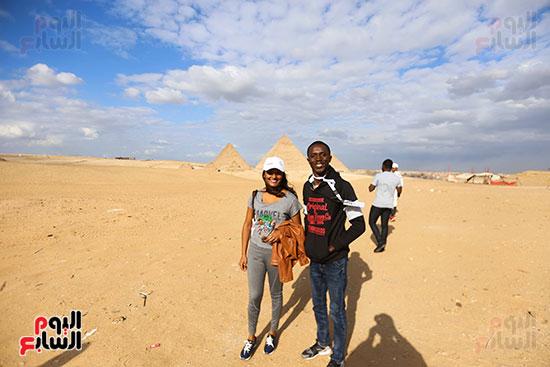 البرنامج الرئاسى لتأهيل الشباب الإفريقى (5)