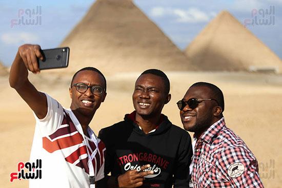 البرنامج الرئاسى لتأهيل الشباب الإفريقى (14)