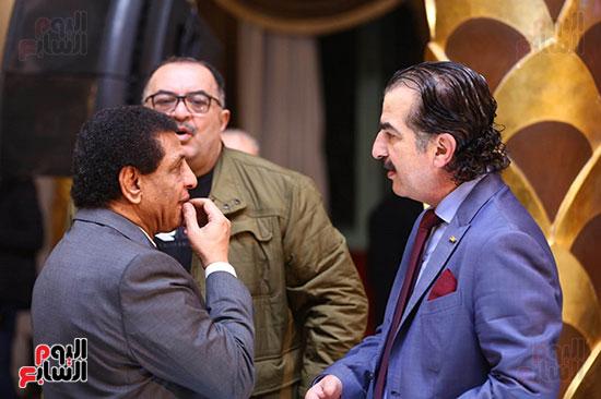 حفل قرعة البطولة العربية (30)