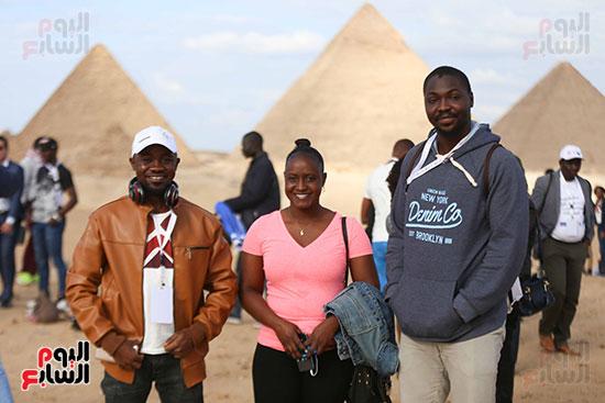 البرنامج الرئاسى لتأهيل الشباب الإفريقى (15)