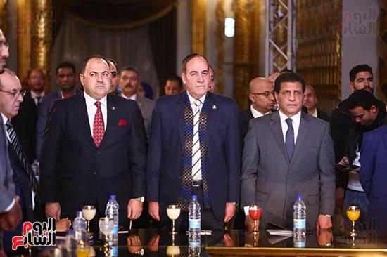 حفل قرعة البطولة العربية (12)