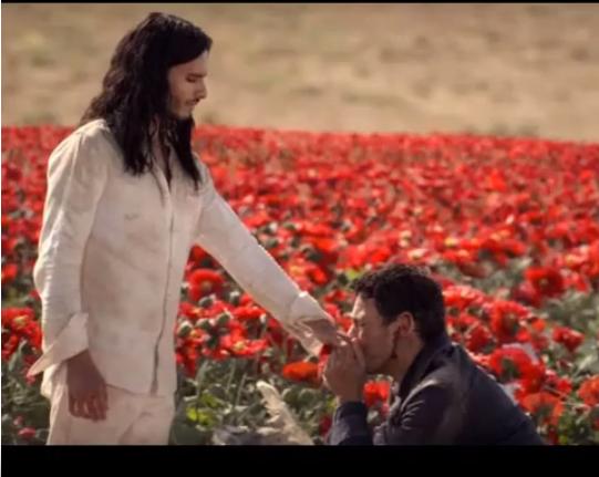 خالد ابو النجا كومبارس في فيلم المسيح