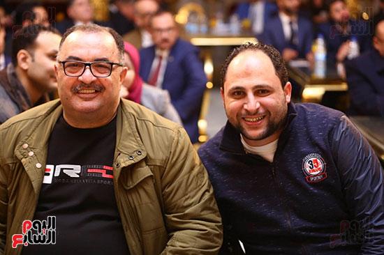 حفل قرعة البطولة العربية (18)