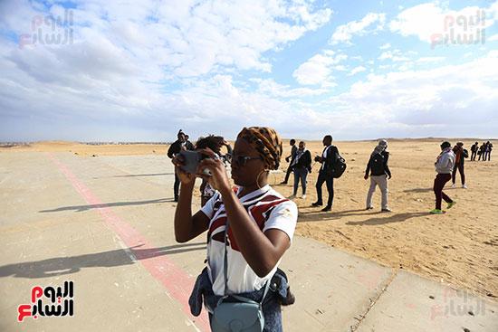 البرنامج الرئاسى لتأهيل الشباب الإفريقى (3)