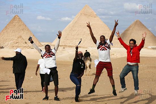 البرنامج الرئاسى لتأهيل الشباب الإفريقى (10)
