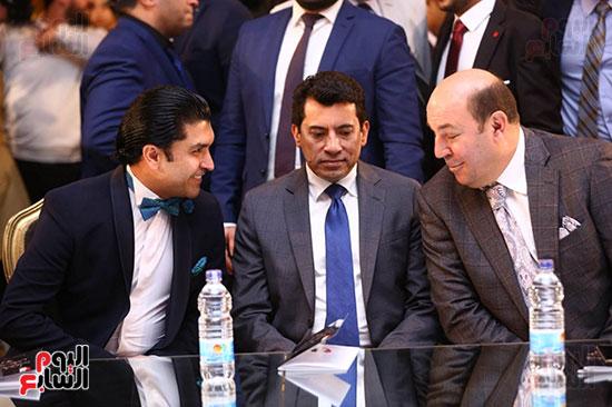 حفل قرعة البطولة العربية (39)