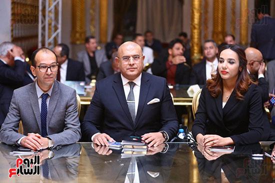 حفل قرعة البطولة العربية (31)