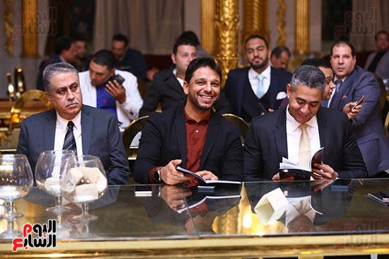 حفل قرعة البطولة العربية (26)
