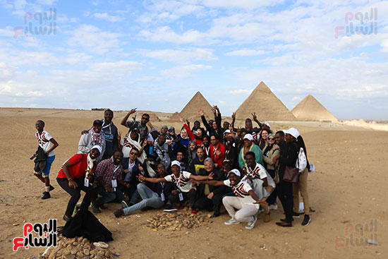 البرنامج الرئاسى لتأهيل الشباب الإفريقى (16)
