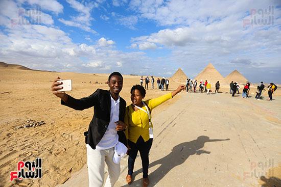 البرنامج الرئاسى لتأهيل الشباب الإفريقى (4)