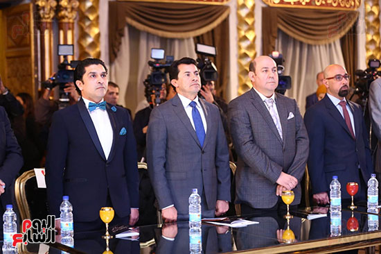 حفل قرعة البطولة العربية (32)