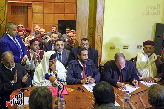 مؤتمر القبائل العربية (4)