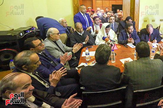 مؤتمر القبائل العربية (2)