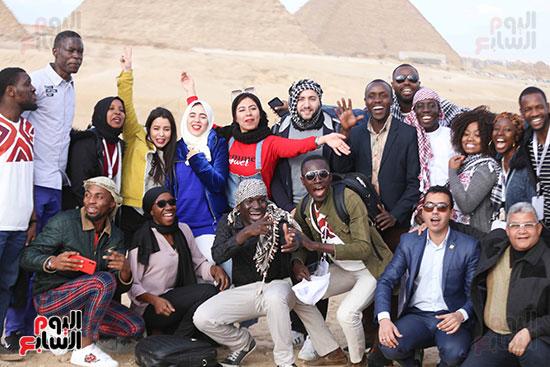 البرنامج الرئاسى لتأهيل الشباب الإفريقى (21)