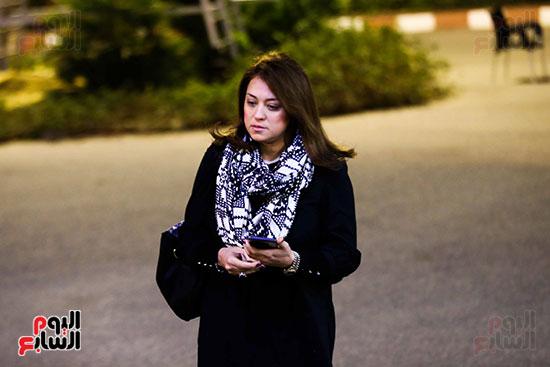 عزاء والدة حسام داغر (25)