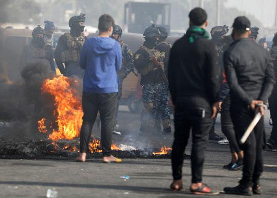 قوات-الأمن-العراقية