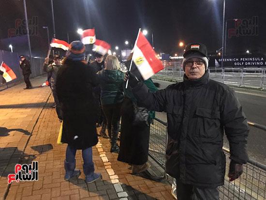 احتفال أبناء الجالية المصرية في برلين (4)