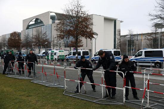 قوات-الشرطة-فى-برلين
