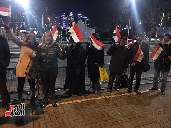 احتفال أبناء الجالية المصرية في برلين (2)