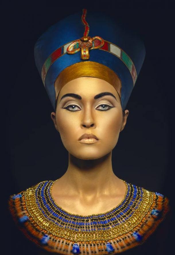 Egyptian-Makeup