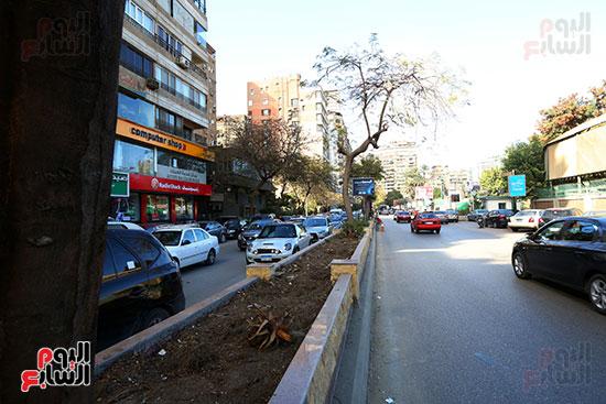 أعمال تطوير الشارع تطرح تساؤلات